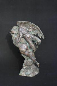 Trasmigrazione-onirica-1992-bronzo