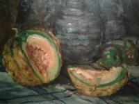 'Meloni e vaso'