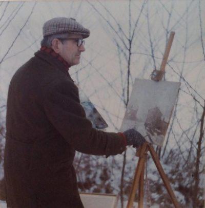 Paride Falchi, 1976, Mezzana di Sabbioneta (MN)