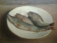 'Piatto di pesce',1940